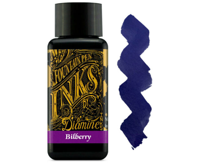Diamine Ink Bottle 30ml - Bilberry
