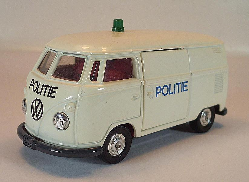 Tomica Dandy 1 43 Volkswagen VW t1 t1 t1 delivery van POLITIE-polis-Police  5114 31a31a