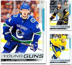 2018-19 UD Young Guns Series 1 **** PICK YOUR CARD **** From The LIST