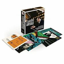 CLAUDIO ARRAU: THE COMPLETE VICTOR AND COLUMBIA ALBUM COLLECTION NEW CD