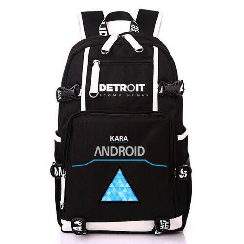 Detroit Become Human Kara Android PS4  XBOX Game Design Fans Rucksack Geschenk