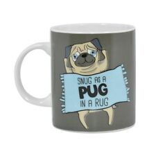 Pug Mug - Snug as a Pug in a Rug - Perfect Dog Lover Gift