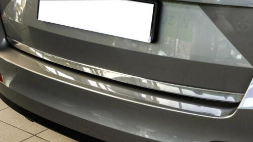 Heckklappe Leiste aus Edelstahl V2A Poliert für Fiat Freemont SUV 2011-2016