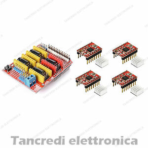 CNC-Shield-V3-Expansion-Board-4x-A4988-Stepper-Motor-Driver-Arduino-UNO-MEGA