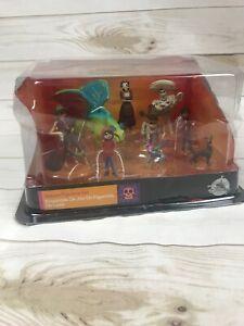 Disney Store Coco Deluxe Figurine Set Figure Cake Topper ...