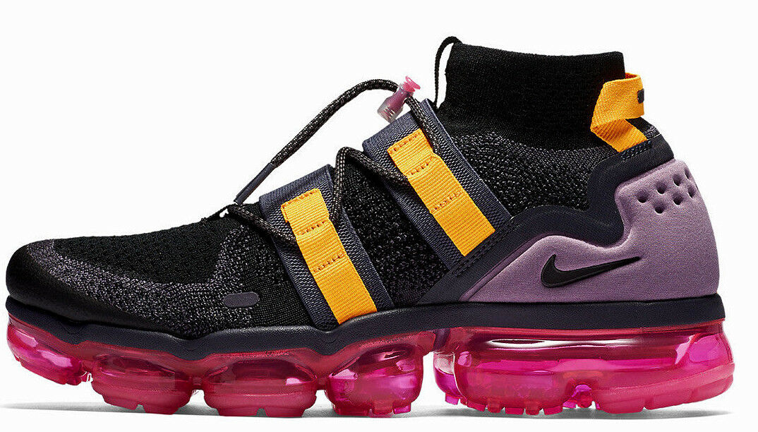 NIKE AIR VAPORMAX UTILITY  PINK BLAST  SIZE 10 BRAND NEW WITH BOX (AH6834-006)
