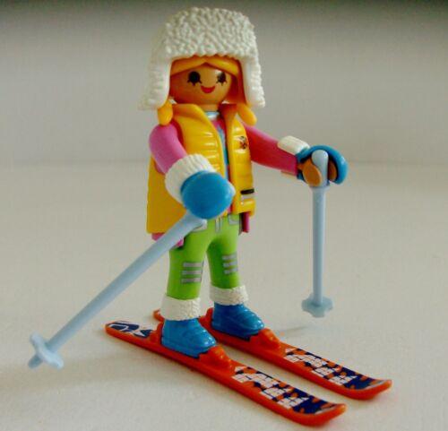 Playmobil Série 13 skieur Figure