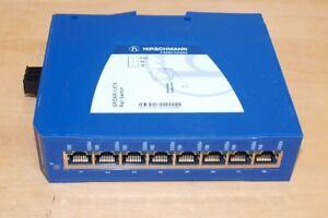 Hirschmann-Spider-II-8TX-Industrial-Ethernet-10-100-Rail-Switch