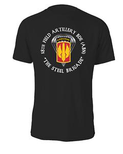 Cotton Shirt-10718 Airborne 18th Field Artillery