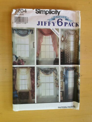 Home Crafts Sewing Pattern P2 Simplicity Butterick Choose Your Style Uncut