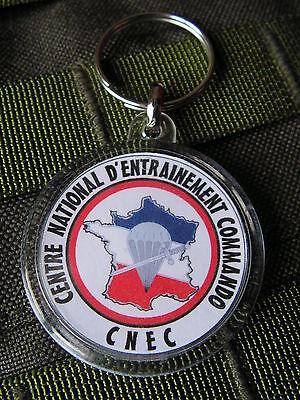 Porte clés - CNEC - Mont louis Centre d'entrainement COMMANDO gcp COS OMLT OPEX