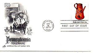 Estados Unidos Artesania año 1979 (AP-585)