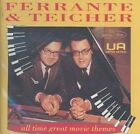 All Time Great Movie Themes by Ferrante & Teicher (CD, Jul-1996, EMI Music Distribution)