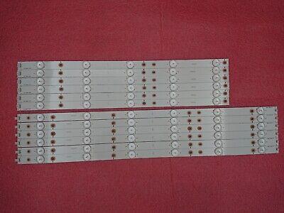 Sharp LC-50LB370U LC-50LB371U LC-50LB261U 500TT65 500TT66 12 PCS Set Backlight