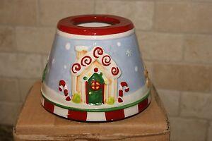 Gingerbread Christmas Designer Candle
