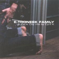 """Cyril K E-troneek family (2002, Blanko & Polanski, Mr Oizo, Matthe.. [2 12"""" Set]"""