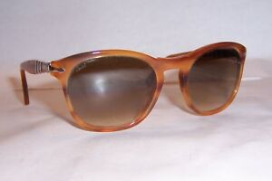 330891c78d NEW Persol Sunglasses PO 3056S 960 51 HAVANA BROWN 51mm AUTHENTIC ...