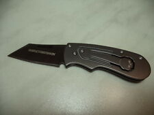 HARLEY DAVIDSON COLTELLO KNIFE MODELLO LEVITATOR CLIP SERRAMANICO  NEW