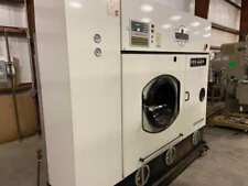 Used Union L55 U2000 Self Contained Drycleaning Dry Clean Machine Withmanual