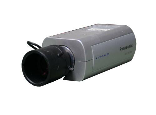 Panasonic WV-SP306E Caméra de Surveillance Ip-Kamera Poe Réseau Fujinon Objectif