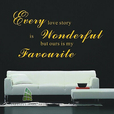 life love quotes wall stickers family quotes vinyl wall decals art