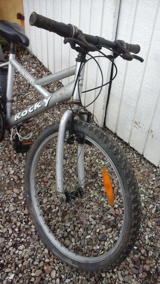 Drengecykel, classic cykel, Rocky