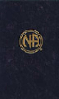 Narcotics Anonymous-ExLibrary