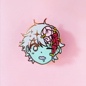 Original Pastel Kawaii Candy Guro Zombie Boy Brain Worms Hard Enamel Pin Ebay Последние твиты от kawaii candy (@kawaiicandy15). details about original pastel kawaii candy guro zombie boy brain worms hard enamel pin