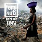 No Place for My Dream [Digipak] by Femi Kuti (CD, Jun-2013, Knitting Factory Records)