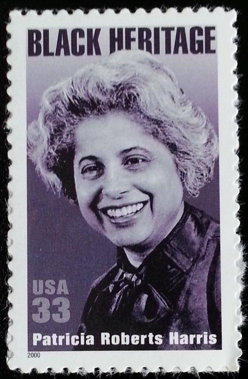 1999 33c Patricia Roberts Harris, Politician Scott 3371