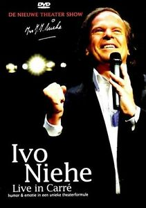 Ivo - Niehe - Live In Carre New dvd