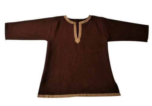 Wikingertunika Kids Thorfinn Wikinger Tunika Hemd Kostüm Viking tunic VAH 153026