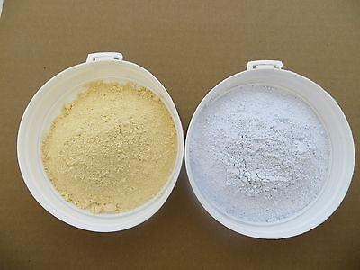 Dentalgips Modellgips Naturgips 25kg (1kg / 2,12 €) in 3 verschiedenen Farben