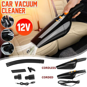 Wireless Portable Cordless Hand Held Vacuum Cleaner Small Mini For Home Car
