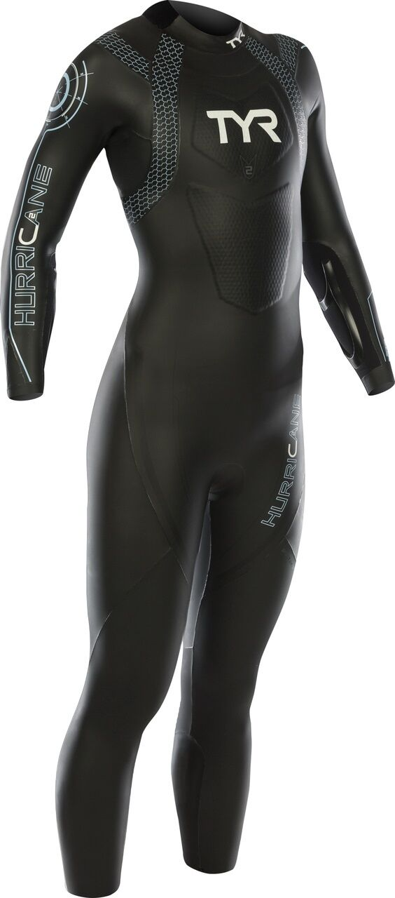 TYR Women's Hurricane Category 2 Full Sleeve Wetsuit - 2019