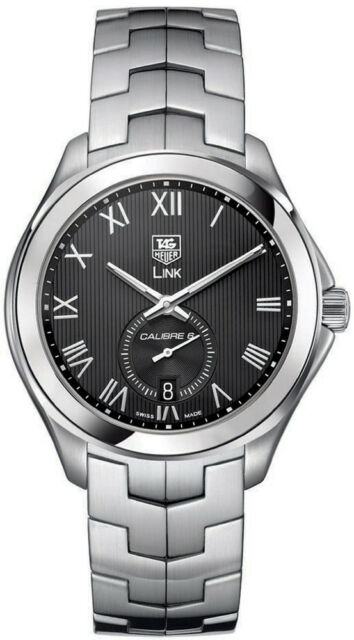 Tag Heuer Link Calibre 6 Men's Automatic Watch for Sale WAT2114.BA0950