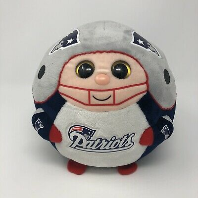 Ty New York Rangers NHL Beanie Ballz New with Tags