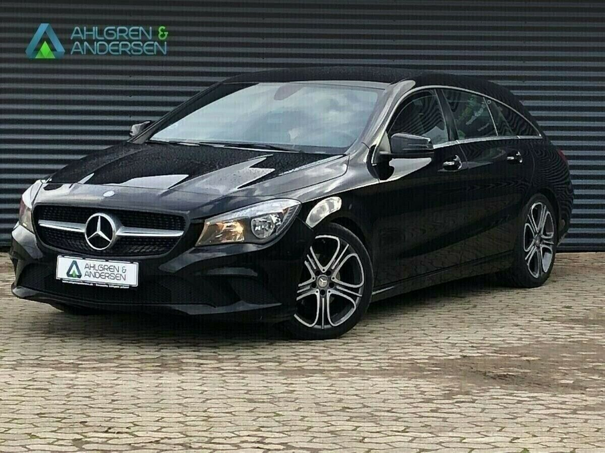 Mercedes CLA200 2,2 CDi SB 5d
