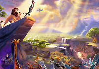 'LION KING' STUNNING A4 POSTER PRINT, FREE 1ST CLASS POSTING!!!!!!!!!!!