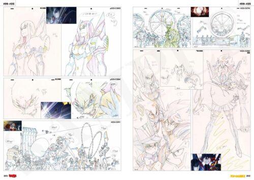 KILL la KILL key Art Collection vol.3 KLK TRIGGER Japan Book