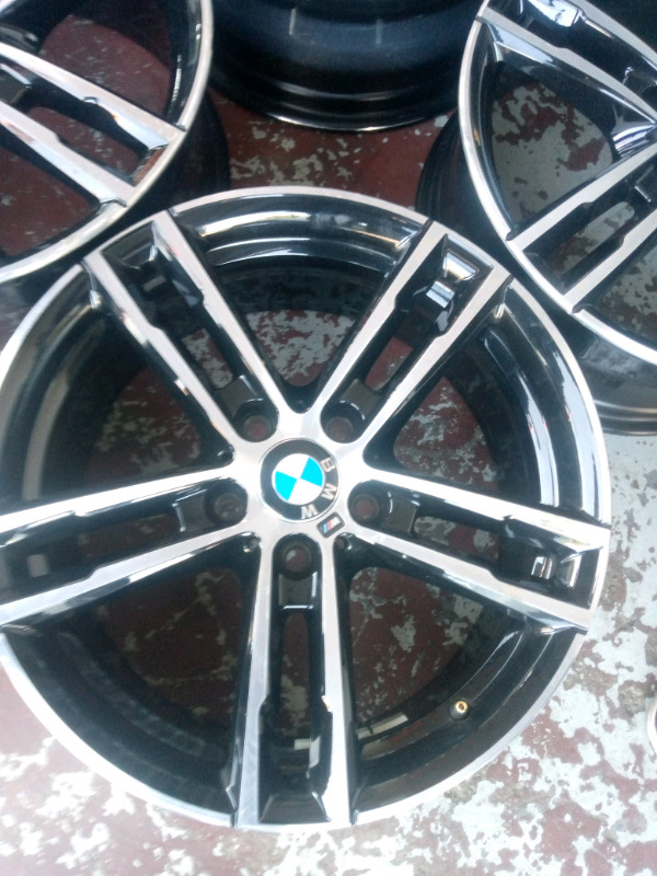 BMW mags size 17