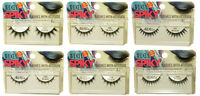 Ardell 1 Pair False Spiky Strip Lashes W/attitude Black Eyelashes You Choose