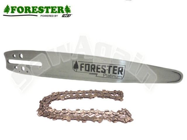 Forester 18 Bar and Chain Combo for Poulan Husqvarna Echo