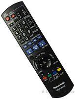Panasonic N2qayb000184 Remote Control For Dmp-bd55, Dmp-bd50, Bd35 Us Seller