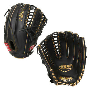 "Rawlings R9 Series Trap-Eze Web 12.75"" Outfield Model Baseball Glove"