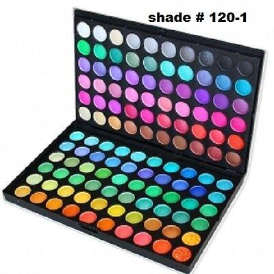 Professional 120 Colours Eyeshadow Eye Shadow Palette Makeup Kit Make Up 120#1