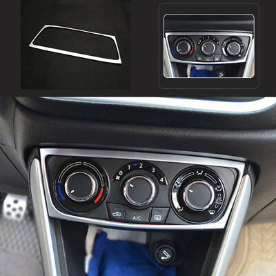 Interior Air Condition Adjust Button Cover Trim for Suzuki SX4 S-cross 2014-2018