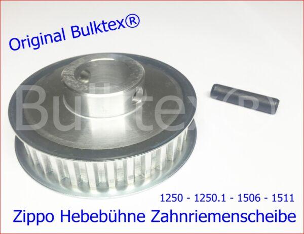 100% Kwaliteit Bulktex® Pass. Für Zippo Hebebühne Zahnriemen Riemenrad 1250 1506 1511 1226 1501