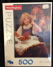 RARE WADDINGTONS 1996 Great Expectations Sealed NIB Jigsaw Puzzle VTG 500 Piece