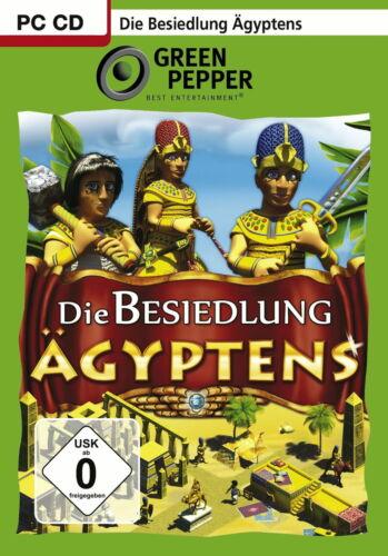 1 von 1 - Die Besiedlung Ägyptens